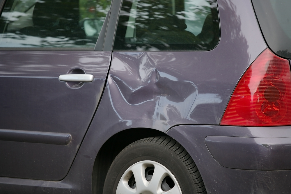 What To Do After A Minor Car Accident Uk