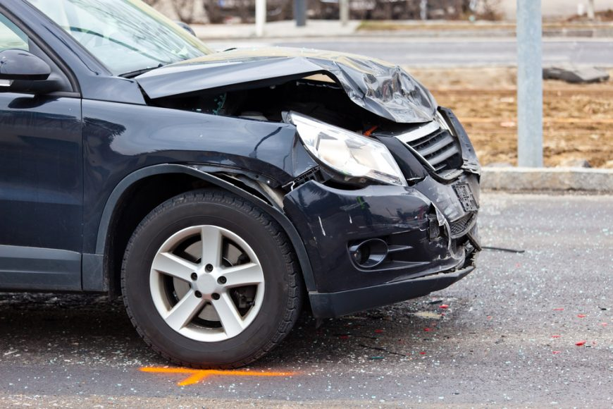 Five Most Commonly Damaged Car Parts In An Accident